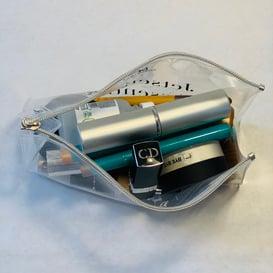 AR makeup pouch viv