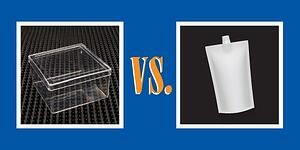 rigid plastic packaging-vs-flexible packaging